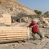 Stephen at Beit She'an