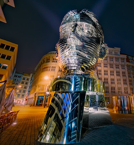 Prague Art Installation