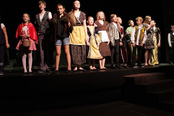 Into the Woods, Jr. - 2015 Children's Theatre