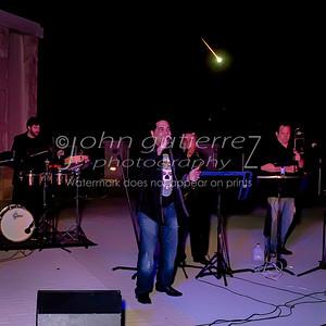 Meteorite behind Solero band