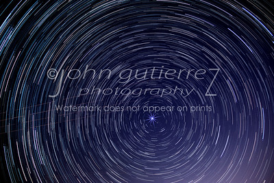 Star trails 022914