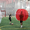 Bubble Soccer Tournament held by Student Life Department of Recreational Sports. 4/10