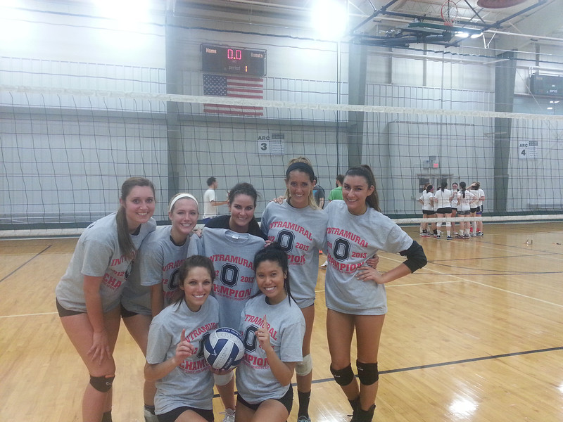 Indoor Volleyball Champs: DPT