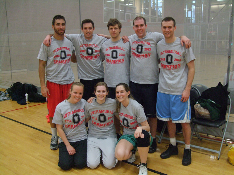 Co-Rec B League Champions-Professional Bradley