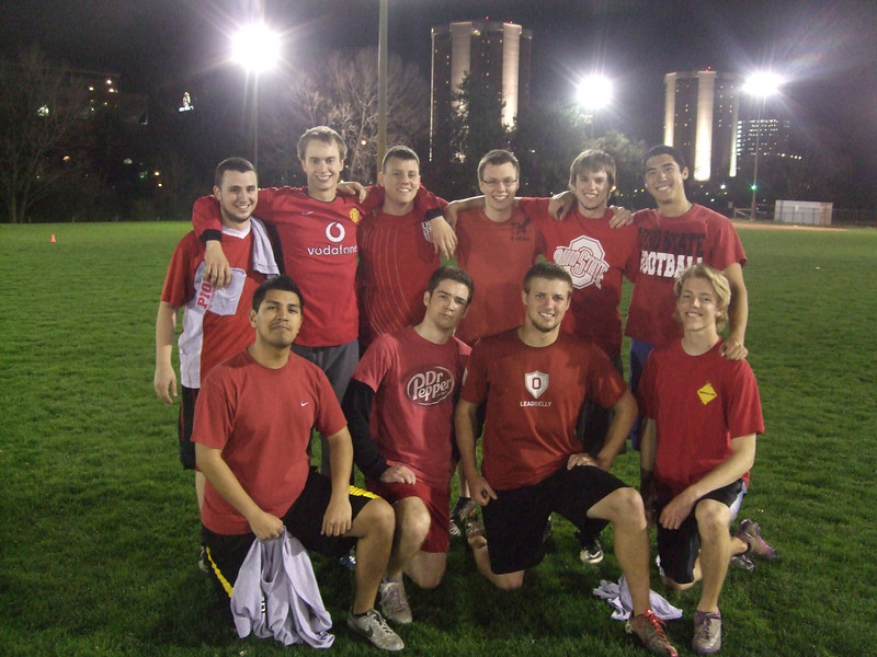 Men's Ultimate Disc Champions: Hammertime
