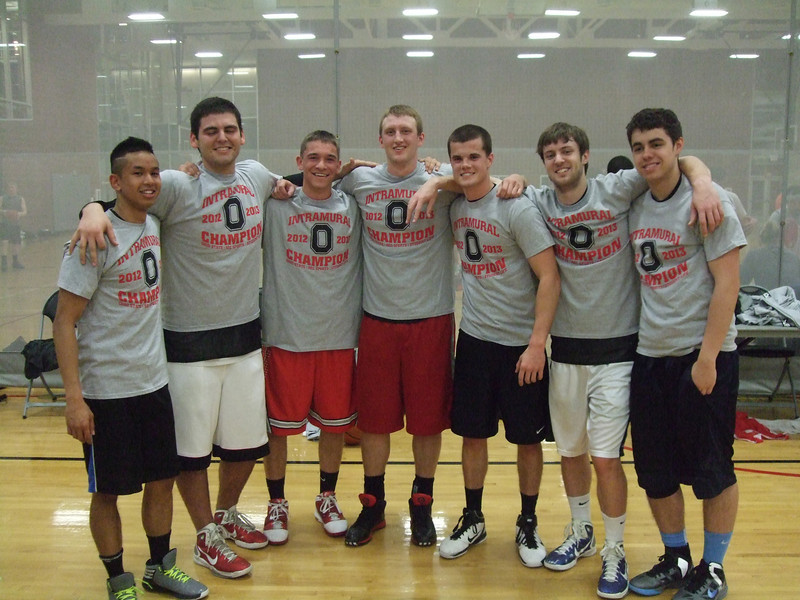 Fraternity League Champions: Kappa Sigma