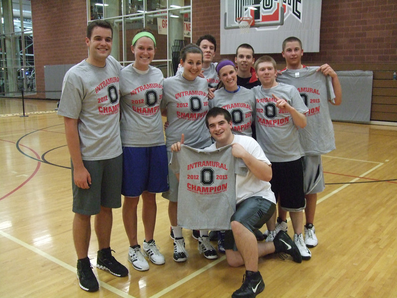 Co-Rec B League Champions-MonStars