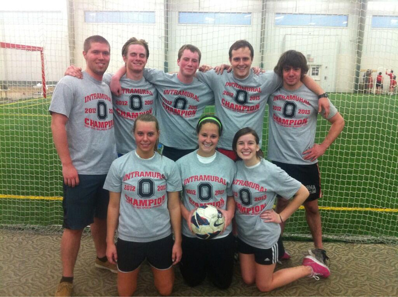 Co-Rec B2 Champs: Red Brick