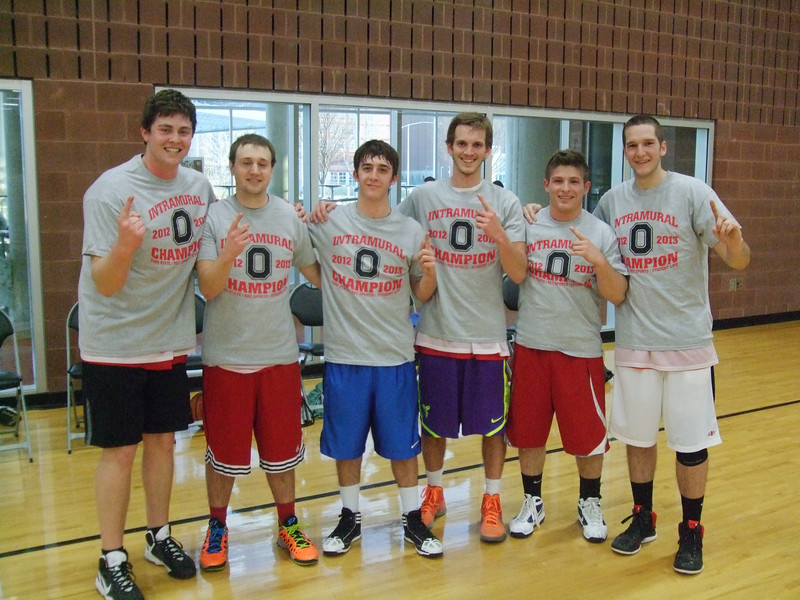 Men's B2 Champions-Teddy Bears