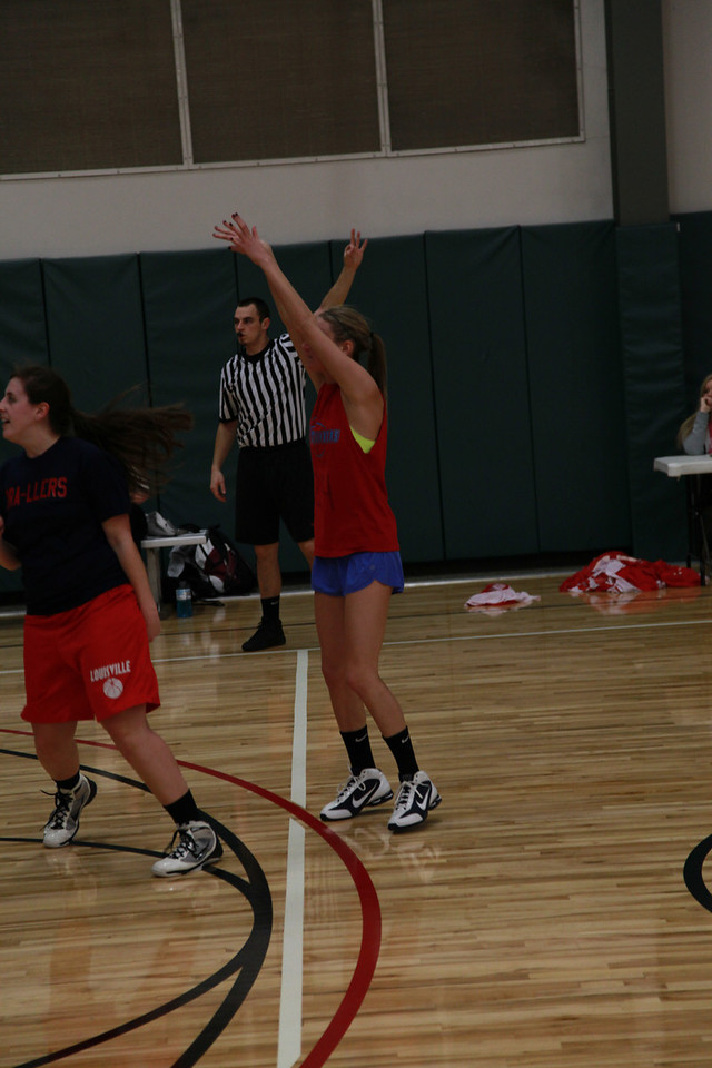 Women's Intramural Basketball 2014