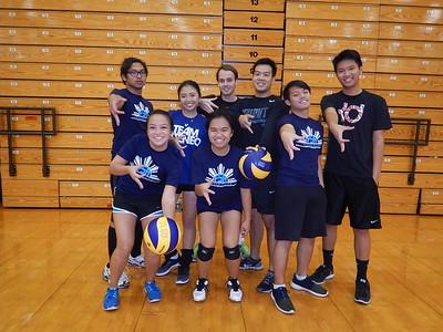 Week 1 Volleyball