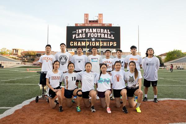 Co-ed B Championship: Crossroads 3 Vs. Texas Infinities