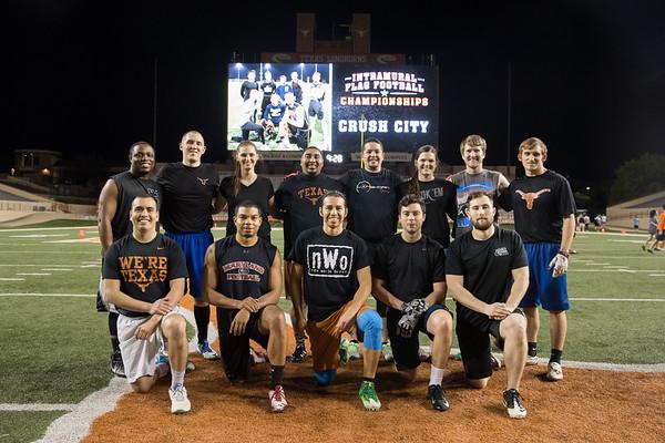 Men's A Championship: NWO Vs. Texas Wranglers