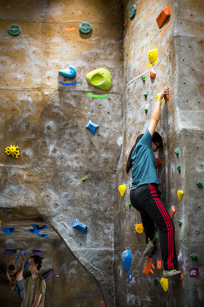 SP18 Bouldering Competition