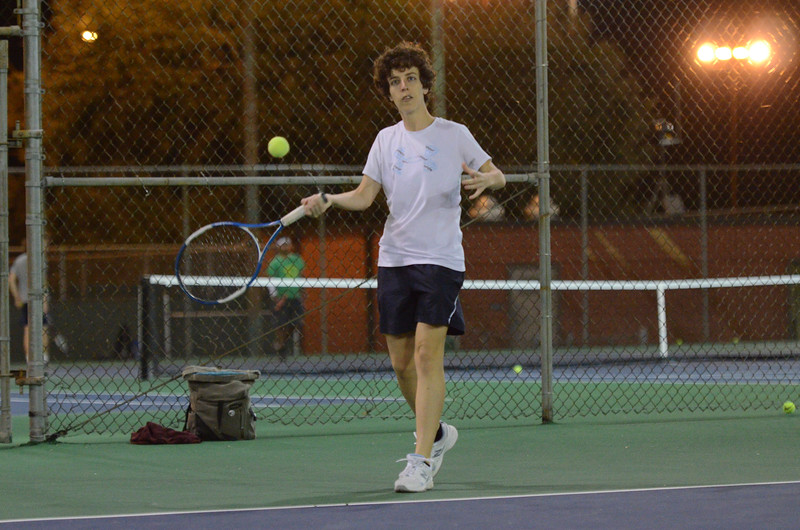 Women's Tennis Singles Championship - Nov. 21, 2016