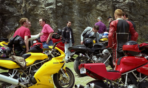Spring Ride 1999