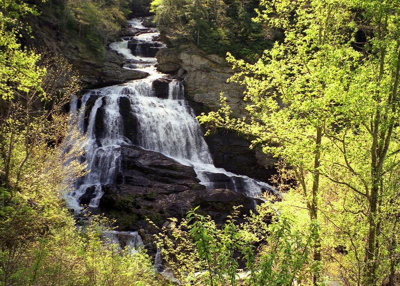 Cullasaga Falls
