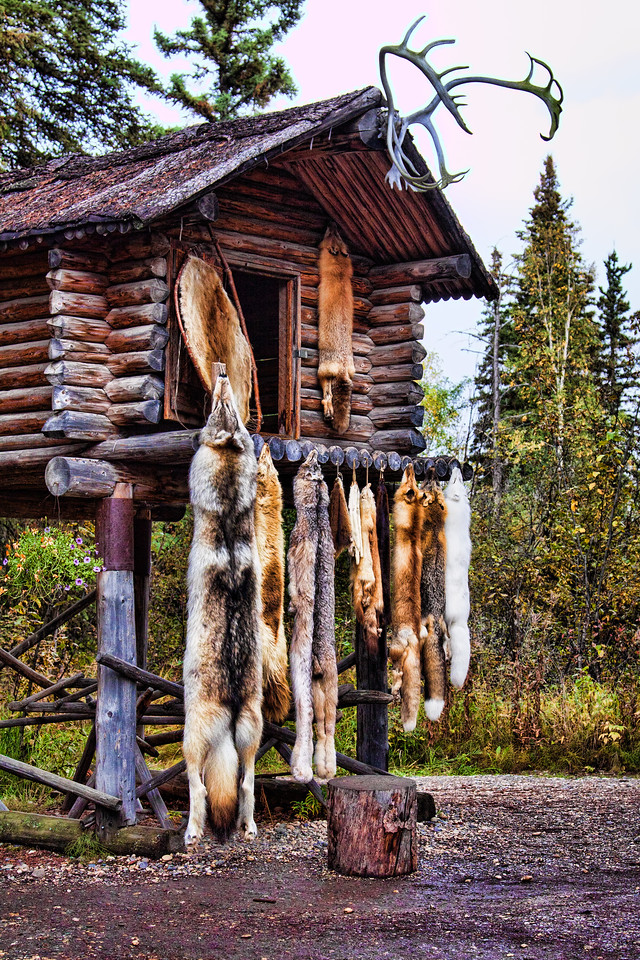 Fur Trapper's Lodge