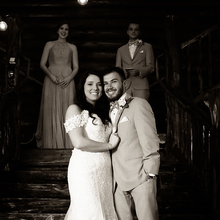 Introducing Mr and Mrs Tauriainen