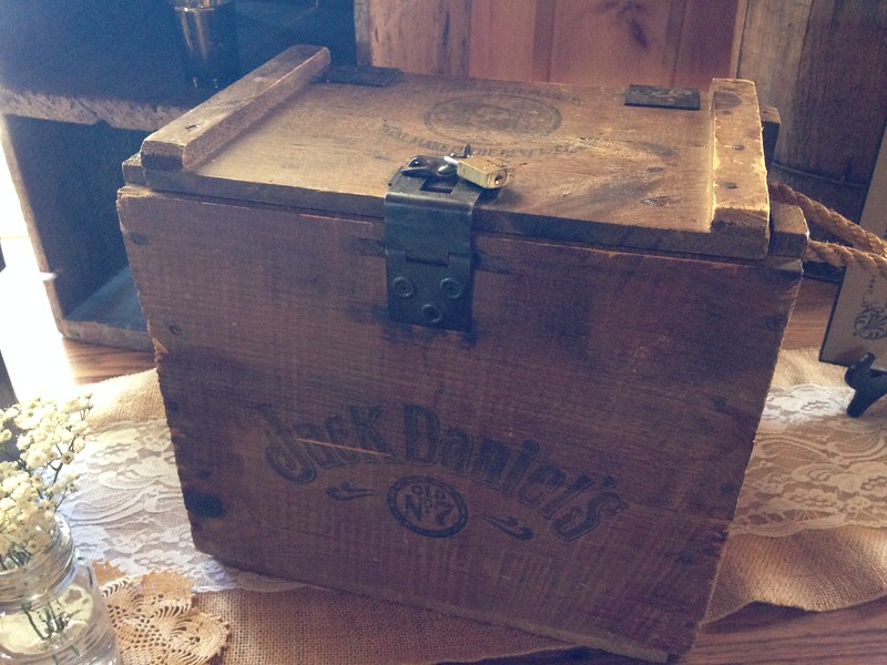 Jack Daniel's Box