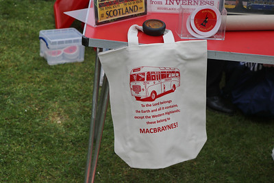 MacBraynes Tote Bag Inverness Castle May 17