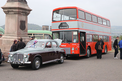 Preserved MTS751 Castle Hill Invss 1 May 17