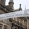 Inverness Classic Vehicle Show Banner High Street Invss May 17