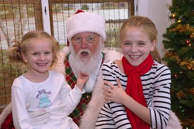 Pulling Santa's Beard