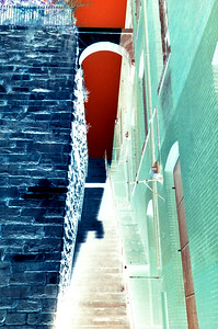Exorcist Stairs invert