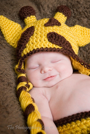 We have a variety of blankets, hats and props to enhance your baby's session.