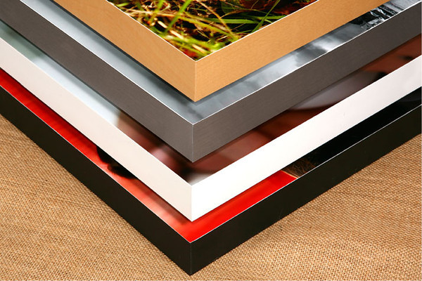 Standout Mount Prints, Ready to hang!  It's the new look! Black River Imaging