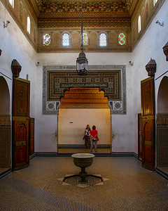 T2590 Bahia Palace, Marrakesh