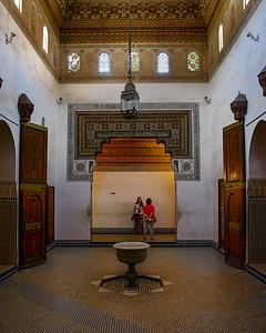 T2590 Bahia Palace, Marrakesh
