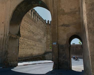 T3628 Medina Gate, Fez