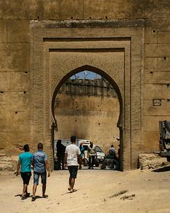 T3612 Fez Medina Gate
