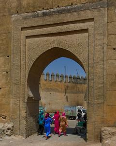 T3602 Fez Medina Gate