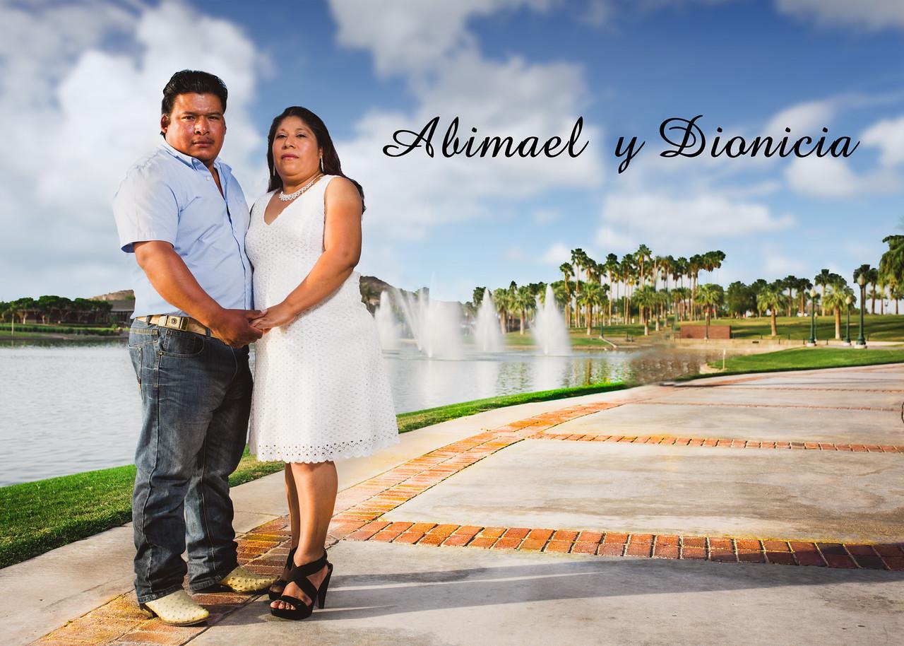 Abimael  y Dionicia
