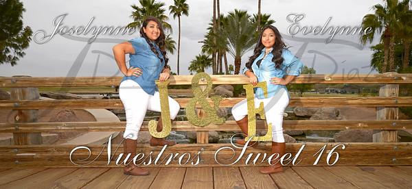 Evelynne y Joselynne pass 2
