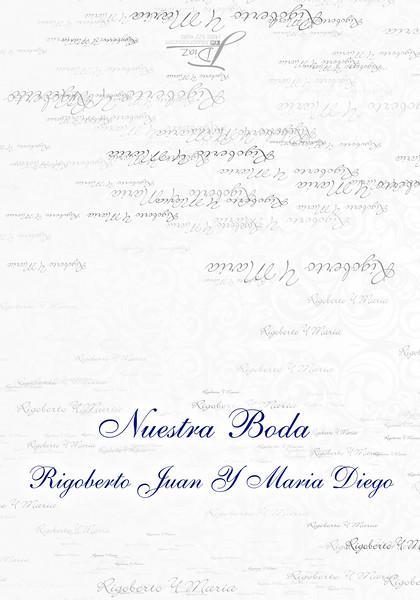 Rigoberto Juan Y Maria Diego 2