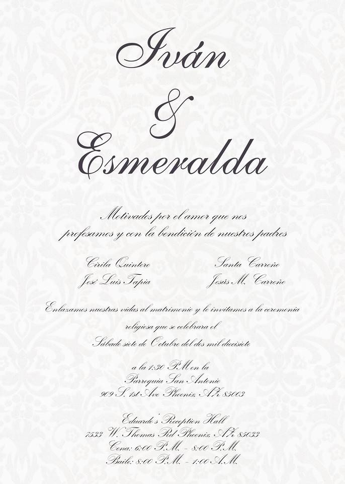 Iván & Esmeralda