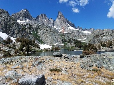 Wilderness Volunteers: 2017 Purple Lakes, John Muir Wilderness, Inyo National Forest (California) Service Trip
