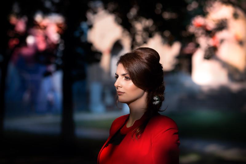 sedinta foto de portret in Timisoara