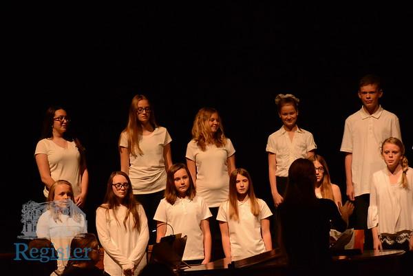 Iola High School/Iola Middle School Choir Concert