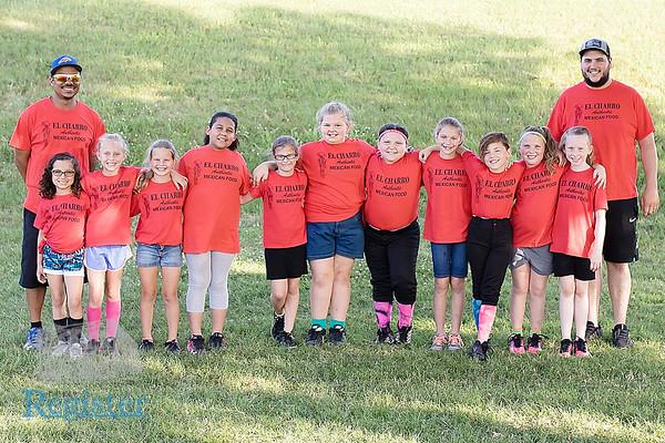 Iola Recreation Summer League Teams