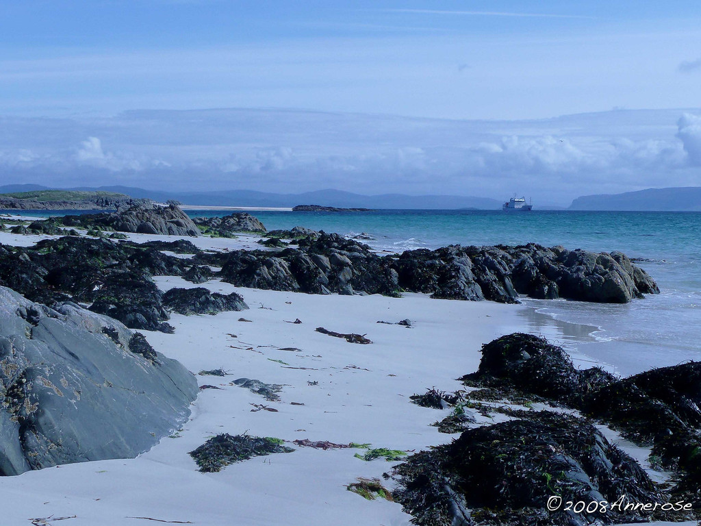 White Strand of the Monks, Iona