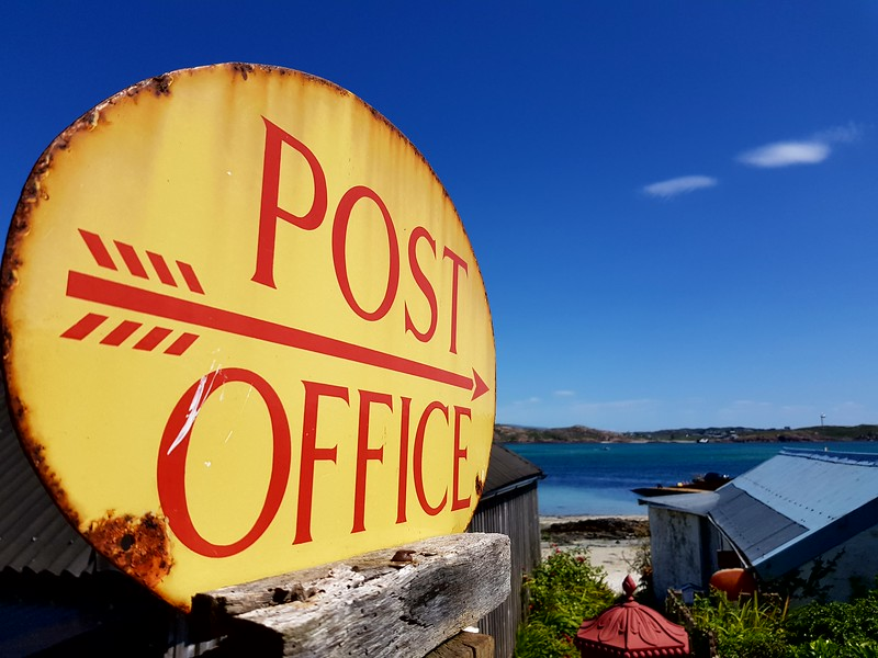 The Post Office Iona