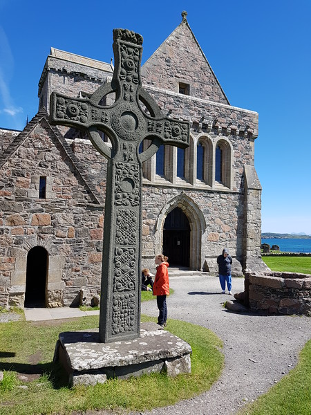 ~St John's Cross Iona