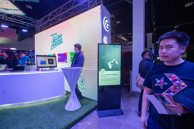 """2020 оны аравдугаар сарын 9. ICT EXPO-2020"""" үзэсгэлэн.           ГЭРЭЛ ЗУРГИЙГ Б.БЯМБА-ОЧИР/MPA"""