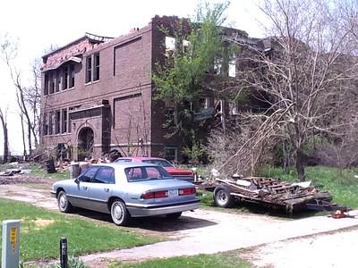Ware, IA 2011 Tornados
