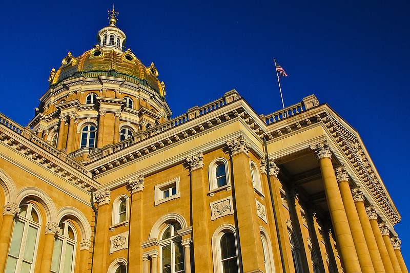 Des Moines State Capital